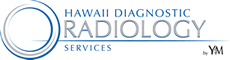 Hawaii Diagnostic Radiology Services by Y&M Logo